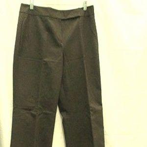 Ann Taylor LOFT Laura Bootleg/Stretch Dress Pants